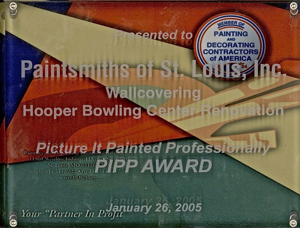 PIPP Award